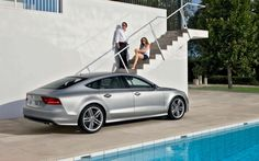 Audi S7 wallpapers and images - wallpapers, pictures, photos