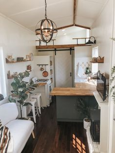 Sweetwater Tiny Home - Tiny House for Sale in Portland , Oregon - Tiny House Lis. Sweetwater Tiny Home - Tiny House for Sale in Portland , Oregon - Tiny House Listings Tiny Houses For Rent, Best Tiny House, Modern Tiny House, Tiny House Plans, Tiny House On Wheels, Tiny House Design, Tiny House Company, Tiny House Listings, Tiny House Movement