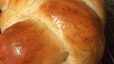 Bread Machine Challah II Recipe | Allrecipes Challah Bread Machine Recipe, Challah Bread Recipes, Bread Machine Recipes, Sicilian Recipes, Sicilian Food, Bagel Bread, Cinnamon Bread, Artisan Bread, Garlic Bread