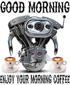 That's a coffee pot ! Harley-Davidson of Long Branch www.hdlongbranch.com