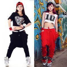 Too cool! #punk #gangsta #rap, #rapper #joggers #sweatpants #bad girl #swag #swagstyle #urban #trill