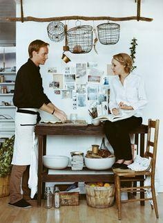 squaremeal:    (via Kitchen / cute kitchen)