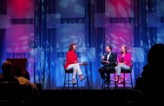RE/MAX CEO Margaret Kelly talks with American brokers Jimmy Dulin of RE/MAX Ability Plus and Mandy Becker of RE/MAX Southern Shores  |  BombBomb Video Email Marketing Software: www.BombBomb.com