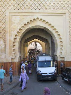 ANTROPOLOGÍA Y ECOLOGÍA UPEL: Pueblos de Marruecos - Barrio Judío de Fez