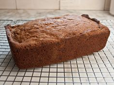 chai spiced banana bread http://www.onceuponachef.com/2012/05/chai-spiced-banana-bread.html the best banana bread ive ever made, made it with pecans, walnuts would work too..