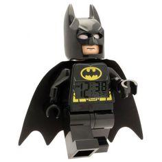 Un réveil Lego Batman, pour transformer la chambre en rue de Gotham City !