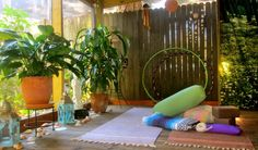 Use this short tutorial to create a sacred home yoga space for your personal practice. From my yoga practice to yours...