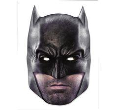 Batman vs Superman Party-Maske Batman. Hier bei www.closeup.de