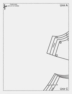 Descargar e Imprimir patrones de costura PDF de El Baúl de