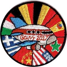 Gouvy 2017 Badge, In This Moment