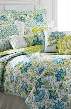 Dena Home 'Seraphina' Print Quilt | Nordstrom