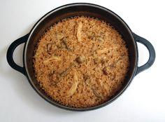 """Venga a comer a Roig Robí su arroz """"espardenyes"""""""