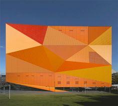 Não conseguimos parar de olhar para estes GIFs hipnóticos de arquitetura
