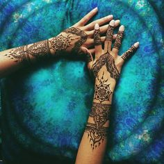 ☾pinterest: @ / aef // Henna