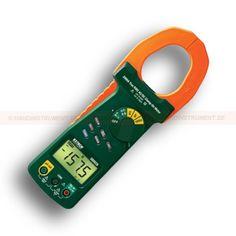 http://handinstrument.se/stromtang-r1041/2000a-sann-rms-ac-dc-stromtang-53-380926-r1112  2000A sann RMS AC/DC strömtång  AC / DC ström via klämma med 0,1A upplösning  Stor tångkäft för stark strömmätning  Duty Cycle funktion  Stor bakgrundsbelyst display  Nollinställning förbättrar DC noggrannhet Garanti: 2 År