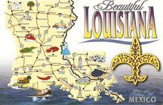 I am a true Alabama girl but living in Louisiana is great so far!