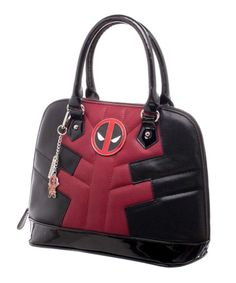Take a look at this Deadpool Satchel today!