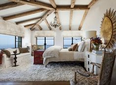 Nimmo - Tuscan - master bedroom