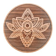 Lotus Coaster Set