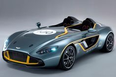 Aston Martin CC100 Speedster Concept (2013 )