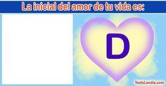 testslandia.com: ¿Cuál es la inicial del amor de tu vida? - Descúbrelo