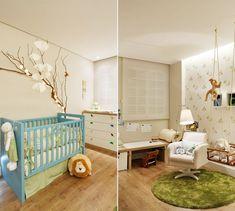 Quartos de bebê para meninos - Dicas - Casa GNT