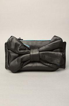 Mata Hari The Mayu Bow Bag in Black : Karmaloop.com - Global Concrete Culture
