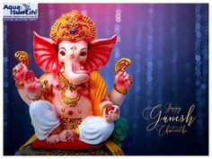 On this occasion of Ganesh Chaturthi, I wish Lord Ganpati visits your home with bags full of happiness, prosperity, and peace. Happy Ganesh Chaturthi! #GaneshChaturthi #GaneshChaturthi2021 #HappyGaneshChaturthi #Ganesha #VinayakChaturthi #GanpatiBappaMorya #GanpatiBappa #Celebration #IndianFestival #Festival #Happiness Hindu Festivals, Indian Festivals, Game Happy, Happy Ganesh Chaturthi, Happy Friendship Day, Ganpati Bappa, Cute Photography, Lord Ganesha, Background Pictures