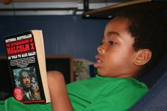 """rebelsmindet: """"Eradicate The Slander That Says A Black Youth With A Book Is Acting White.""""- Barack Obama, 2004"""