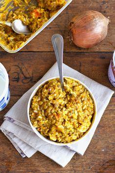 Kabocha Squash Lentil Curry — Pinch of Yum