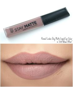 Some of the greatest matte lipstick brands out there – My hair and beauty Rimmel Lipstick, Matte Lipstick Brands, Lipstick Palette, Lipstick Shades, Lipstick Colors, Makeup Lipstick, Liquid Lipstick, Blue Lipstick, Lip Colours