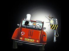 1000 images about humour normand et breton on pinterest - Dessin 2cv humour ...
