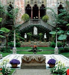 Isabella Stewart Gardner Museum in Boston, Massachusetts.