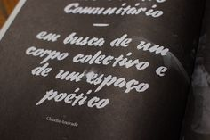 Arte & Comunidade • Chapters on Behance