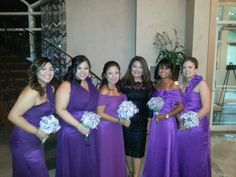 Bridesmaid dress by JRA Designs