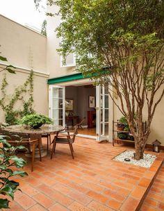 Pergola Patio, Backyard Landscaping, Outdoor Living, Outdoor Decor, Exterior Design, Future House, Garden Design, Home And Garden, Architecture