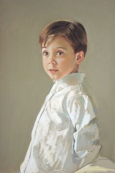 Rob Beckett   Portrait Artist   Child Portrait Drawings