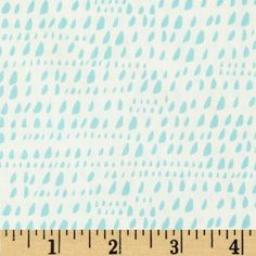 Art Gallery Meadow Sprinkled Morning from @fabricdotcom  Designed by Leah Duncan for Art Gallery Fabrics, this cotton print is perfect for quilting, apparel and home decor accents.  Colors include light blue and white.  Art Gallery Fabric features 200 thread count of finely woven cotton.