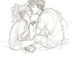 Percy & Anabeth draw