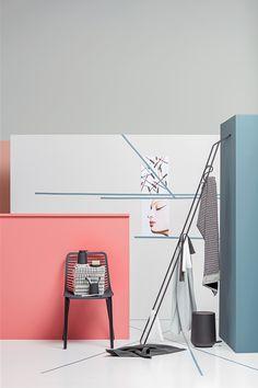 LINIENTREU: Wenn Designermöbel und Deko sich in eleganter Zurückhaltung üben Trends, Elegant, Loft, Furniture, Home Decor, Line Patterns, Modern Home Design, Simple Lines, Asylum