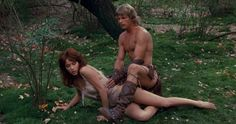 Awfully Good: The Beastmaster with Tanya Roberts John Amos, Marc Singer, Bird People, Hand Of The King, Conan The Barbarian, Child Actors, Scene Photo, Awkward, Dancer