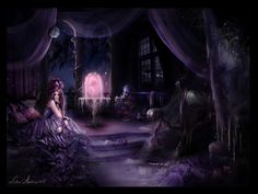 Image detail for -wallpapers :: mystic victorian goth picture by xxxnight_stalkerxxx ...