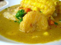 The Inner Gourmet Trinidad Corn Soup Jamaica Food Recipes Trinidadian