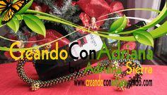NAVIDAD - CREANDOCONADRIANA Beads, Christmas, Log Projects, Pearls, Light Installation, Napkin Holders, Holiday Wreaths, Noel, Beading