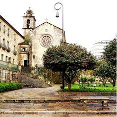 Convento de San Francisco #instagram #photography #fotografia #pontevedra #galicia #riasbaixas #turismo