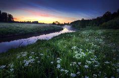 Photograph Mikko Lagerstedt Summer Night on One Eyeland