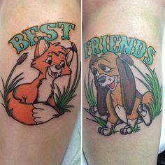 New Tattoo Disney Mother Daughter Ideas Matching Disney Tattoos, Matching Friend Tattoos, Best Friend Tattoos, Disney Tattoos Ideas, Disney Ideas, Mommy Daughter Tattoos, Tattoos For Daughters, Sister Tattoos, Mom Daughter