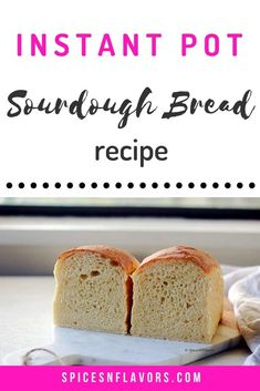 This Sourdough Sandwich Bread Loaf is my go to bread recipe for making sandwiches, toast and also to dunk in soups. Made with no yeast; from homemade starter this bread has a caramalized brown crust with soft and light crumbs. A best no knead bread recipe that you need to try NOW!! Sourdough Sandwich Bread Recipe, Knead Bread Recipe, Sandwich Bread Recipes, No Knead Bread, Lunch Box Recipes, Sourdough Bread, Easy Baking Recipes, Vegetarian Recipes Easy, Cooking Bread