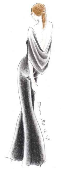 #Illustration #Fashion @n17dg