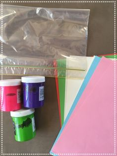 No Mess Painting activity for your young children!!